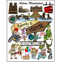 Action Illustrated Action Family And Travel