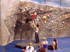 China Artificial climbing wall jugs on sale