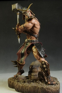 China Video Game Figure Manufacturer Shaokahn on sale