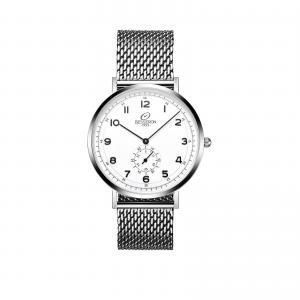 China BESSERON 2017 Luxury Brand Men Dress Watch Male Stainless Steel Waterproof Sport Wrist Watch on sale