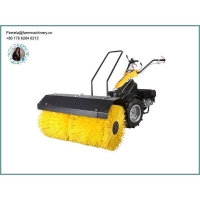 Road Sweeper Machine On Promotion