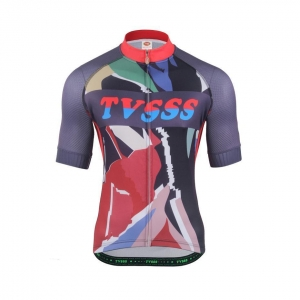 China Short-Sleeve For Color Men's Cycling Jerseys on sale