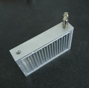 China aluminum cnc machined heat sink on sale