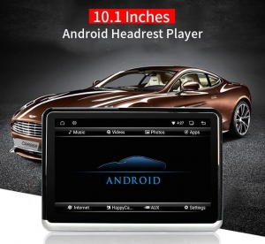 China 16GB 10.1 inch Android headrest player on sale