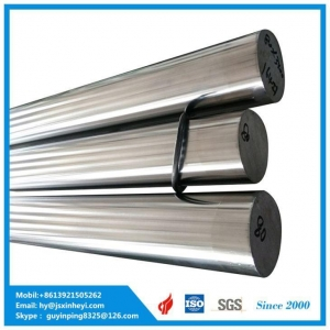 China CK45 Quenched and Tempered Hard Chrome Bar for Heavy Machine on sale