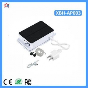 China Solar Powered Aquarium Air Pump For Pool Fishing Tank on sale