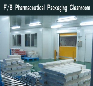 China F&B/Pharmaceutical Packaging Cleanrooms on sale