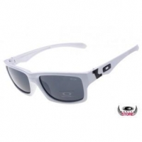 Polarized discount Oakleys Jupiter Squared Milky Frame Gray Lens