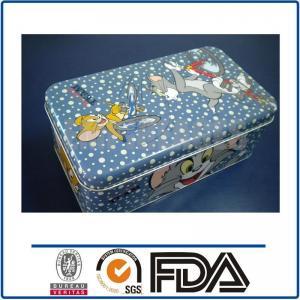 China StorageBox Tin Cartoon Storage Box on sale