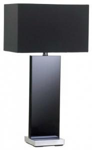 China Black crystal table lamp bedroom table light on sale