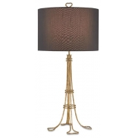 China Hand-formed bespoke table lamp on sale