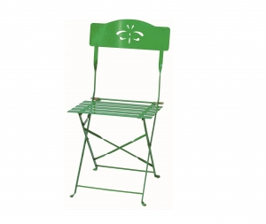China METAL FOLDED CHAIR BC011 on sale