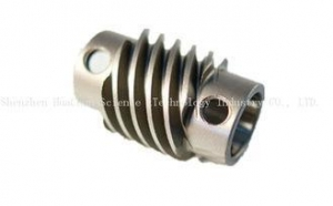 China Multi Purpose Micro Worm Gear Worm Wheel Gear Worm / Wormwhee Type on sale