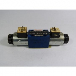 China REXROTH VALVES 4WE6J62/EG24N9K4/62 Two Solenoid Directional Valve 24VDC 5100psi WOW on sale
