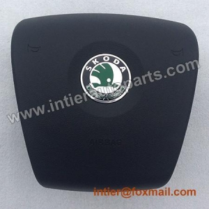 China skoda airbag covers on sale
