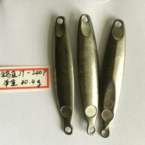 China Tungsten Alloy Fishing Jigs 40.4g on sale