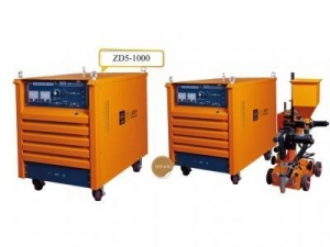 China CN MZ series automatic submerged arc welding machine on sale