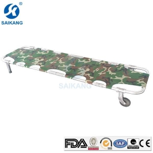 China SKB040(A005)(B) Foldable Stretcher (Four Fold) on sale