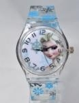 China Digital quartz fasion silicon kid watch on sale