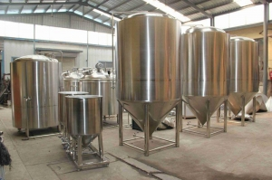 China 500L micro brewery beer pub beer bar equipment fermenting vessels on sale