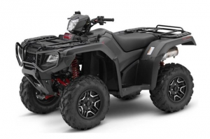 China Honda FourTrax Foreman Rubicon 4x4 Auto DCT EPS Deluxe Utility ATV 2017 on sale