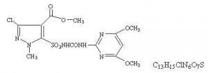 China Halosulfuron methyl on sale