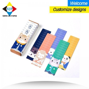 China China custom paper bookmarks paper board bookmarks with custom LOGO on sale