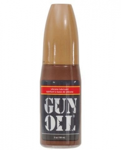 China Lubes & Lotions Gun Oil Silicone Lubricant 2oz on sale