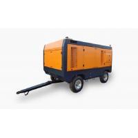 Diesel Screw Portable Air Compressor