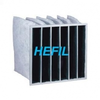 Activated Carbon Pocket Filter