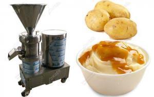 China Mashed Potatoes Maker Machine Potato Processing Machine on sale