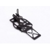 China Free Shipping Carbon frame for solo pro 125 / black for sale