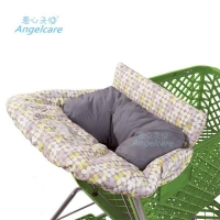 removable shopping cart cover for protecting baby