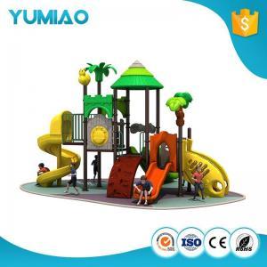 China Children gym outdoor play ground playground equipment slide on sale