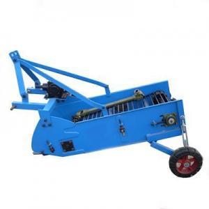 China peanut harvesting machine on sale