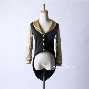 China Costume Collection Product name:Boys Girls Kids Adult Tails Jazz Modern Dance Costume C206 on sale