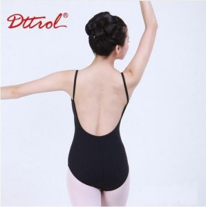 China Dancewear Collection Product name:Halter Camisole Leotard Adult Gymnastics Leotards DL7 on sale