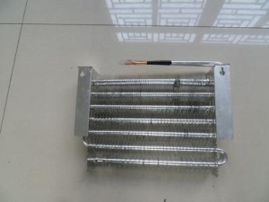 China Fin evaporator on sale