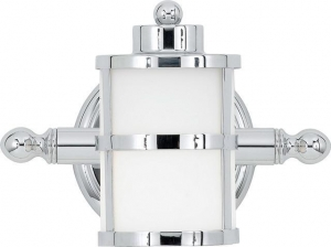 China Vanity Light Chrome Bathroom Vanity Light Fixtures on sale