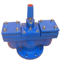 Double Ball Air Valve