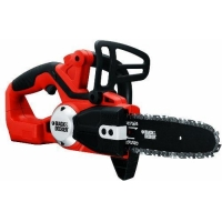 Black and Decker LCS120B 20-Volt Bare Max Lithium Ion Chain Saw, 8-Inch,Without Battery