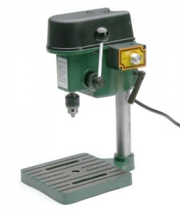 China TruePower 1/4 Mini Drill Press with 3 Range Variable Speed Control 0-8500 Rpm on sale