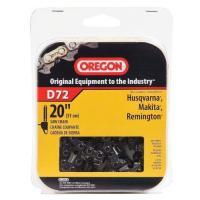 Oregon D72 20-Inch Vanguard Chain Saw Chain, Fits Husqvarna, Remington, Makita