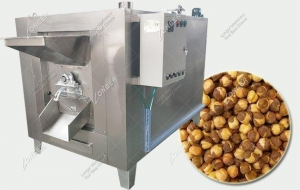 China Automatic Chana Chick Pea Roaster Machine on sale