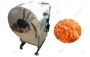 China Commercial Carrot Cutter Machine|Ginger Slicing Machine on sale