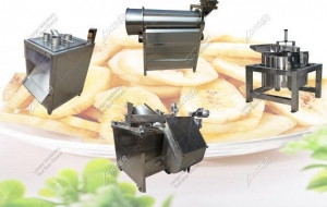 China Automatic Banana Chips Making Machine|Banana Chips Plant For Sale on sale