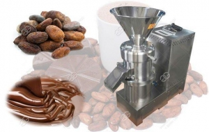 China Cocoa Bean Grinding Machine|Cocoa Paste Grinder Factory Price on sale