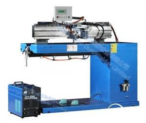 China SSW Series Automatic Argon Arc(Plasma) Straight Seam Welding Machine on sale