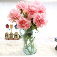 China Artificial Flower Peony on sale