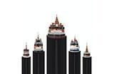 China 0.6~35kv XLPE Insulated electric cable(GB/T12706-2002) on sale